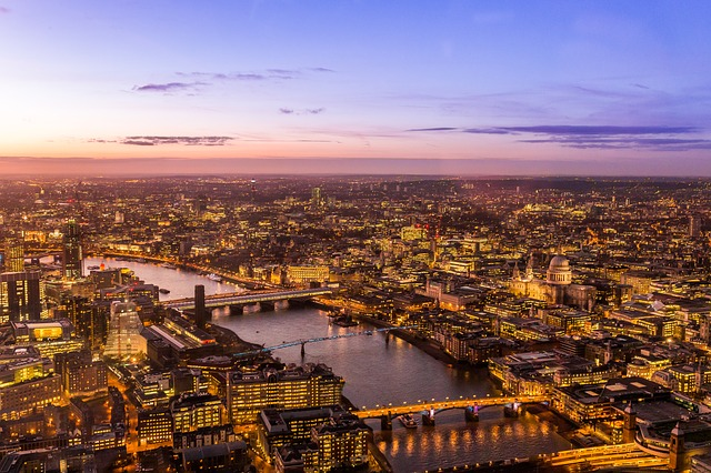 Digital events in London 2015